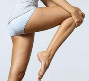 как сделать чтоб похудели ноги икры