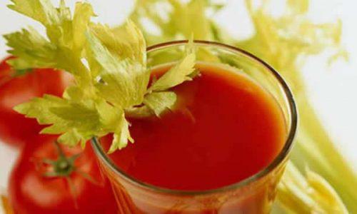 Неделя на томатном соке