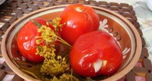 Чем полезны соленые помидоры{q}