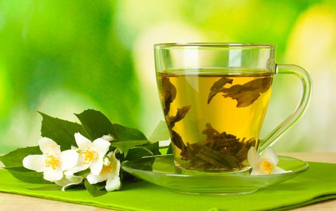 Чем полезен зеленый чай с жасмином