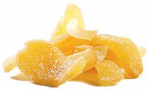 Польза имбиря в сахаре